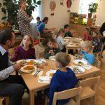 Bestellung Mittagessen & Nachmittagsbetreuung