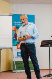 Vortrag mit Karl-Helmuth Hippel